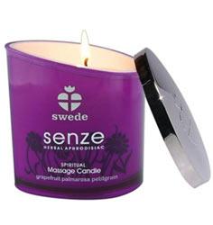 Duft- und Massagekerzen