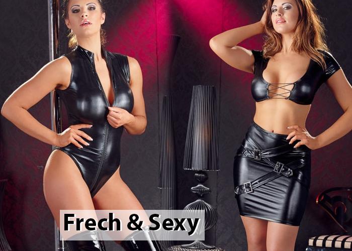 Sexy Damen Dessous und Kleidung
